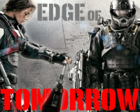 New EDGE OF TOMORROW Images Feature Tom Cruise And Emily Blunt