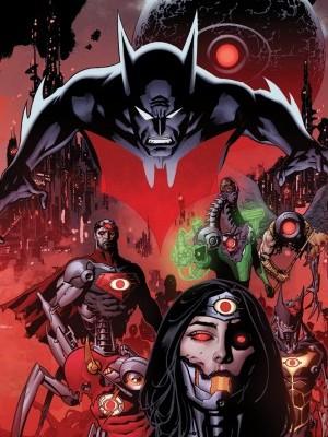 BATMAN BEYOND's Terry McGinnis Is Joining The New 52 ...New 52 Batman Beyond