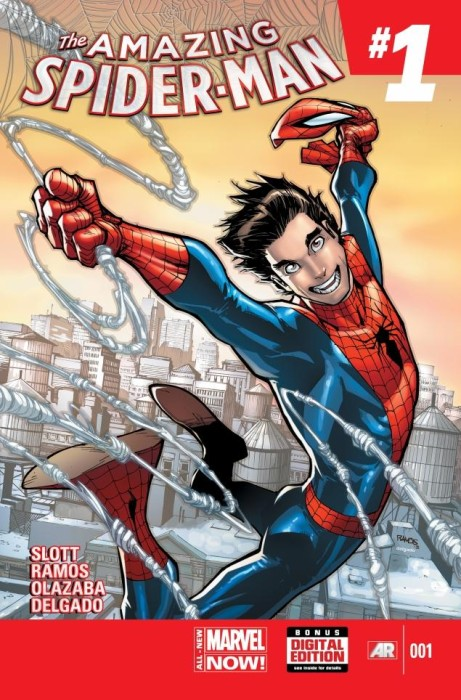 Amazing Spider-Man 1_PreviewCover