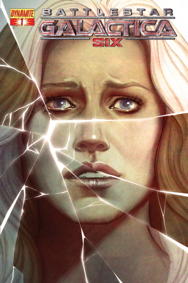 Battlestar Galactica-Six 1_Preview Cover B
