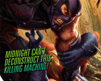 Captain Midnight #7 Review