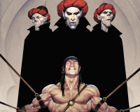 Conan and the People of the Black Circle #4 Review