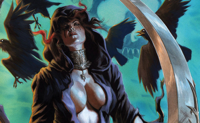 FIRST LOOK! Grimm Fairy Tales presents No Tomorrow #5