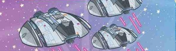 Li'l Battlestar Galactica (1)