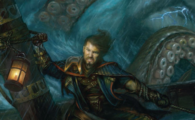 Magic: The Gathering – Theros #3 Review