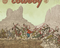Shaolin Cowboy #4 Review