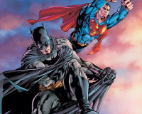 BATMAN VS SUPERMAN Casts Eisenberg As Luthor, Irons As Alfred