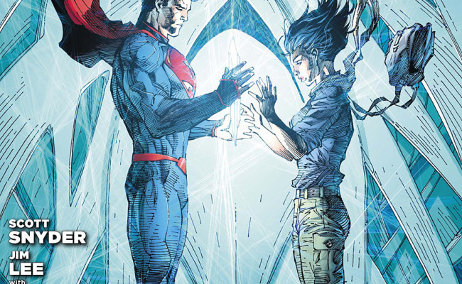 Superman Unchained #5 Review