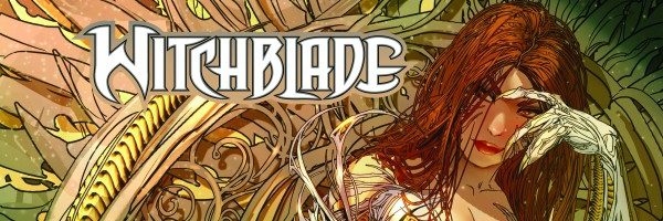 Witchblade 2014 Banner