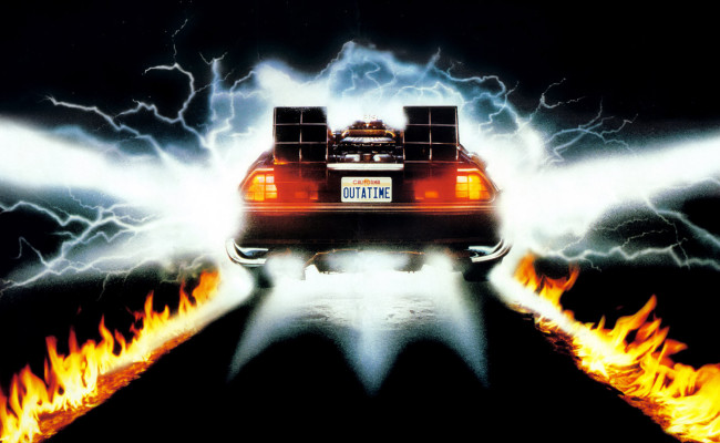 BACK TO THE FUTURE Day Might Not be Over Quite Yet!!