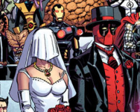 Marvel Reveals Big Wedding. Who The Heck Is Going To Marry DEADPOOL?!?