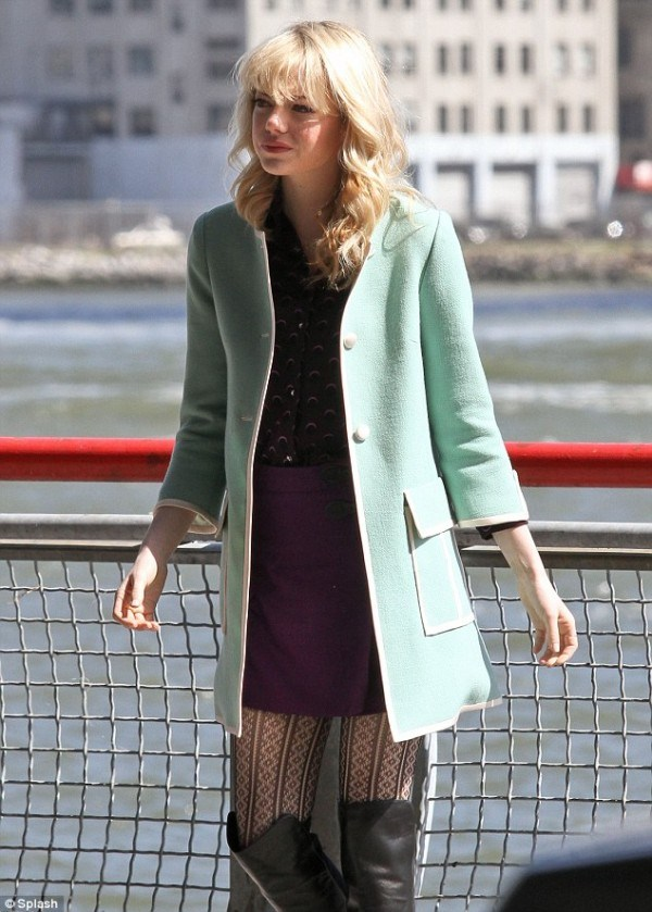 Gwen Stacy's Death Teased For THE AMAZING SPIDER-MAN 2 ...
