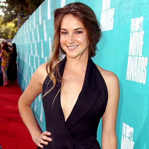 shailene woodley spider-man 2