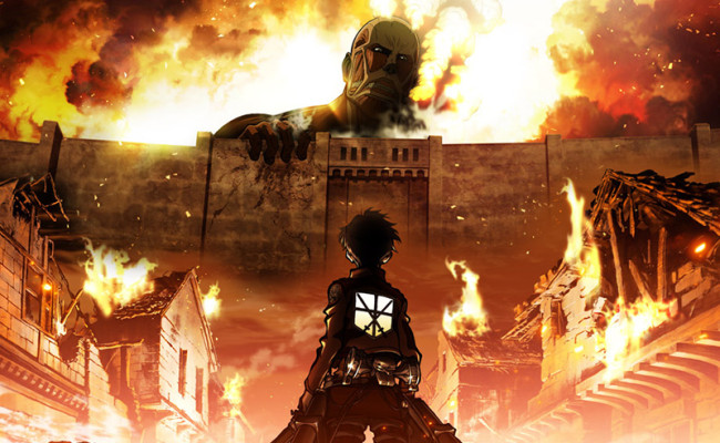 If You're Not Watching ATTACK ON TITAN, You're Missing Out