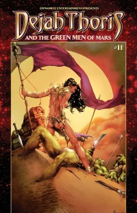 Dejah Thoris and the Green Men of Mars 11_C