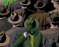 The Green Hornet #9 Review