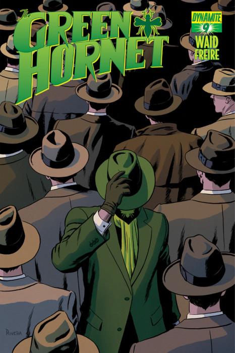 Green Hornet #9