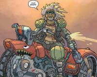 Judge Dredd: Mega City Two #2 Review