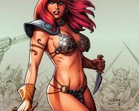 Red Sonja: Berserker (One-Shot) Review