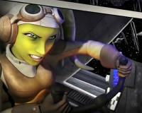 STAR WARS REBELS Introduces Hera As Final Main Character