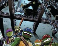Teenage Mutant Ninja Turtles New Animated Adventures #8 Review