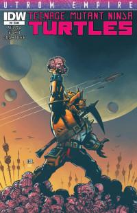 Teenage Mutant Ninja Turtles-Utrom Empire 2_C
