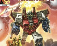 Transformers: Regeneration One #99 Review