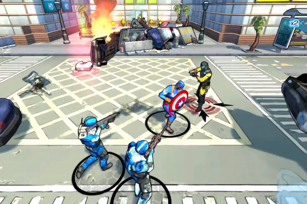 captain america winter soldier game