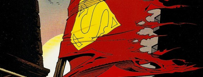 Internet Collectively Sighs: SUPERMAN Is Going To Die? Again?