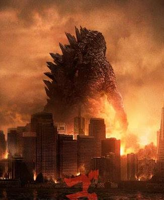New GODZILLA Poster is Atmospherically Awesome!