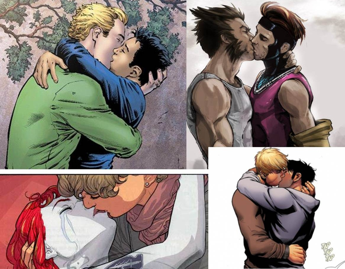 list of gay comic book characters