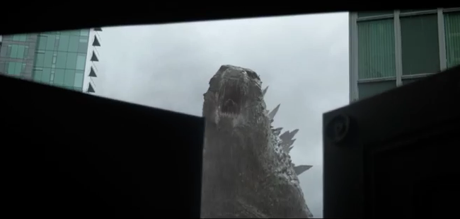 Check Out the New and Intense GODZILLA Trailer
