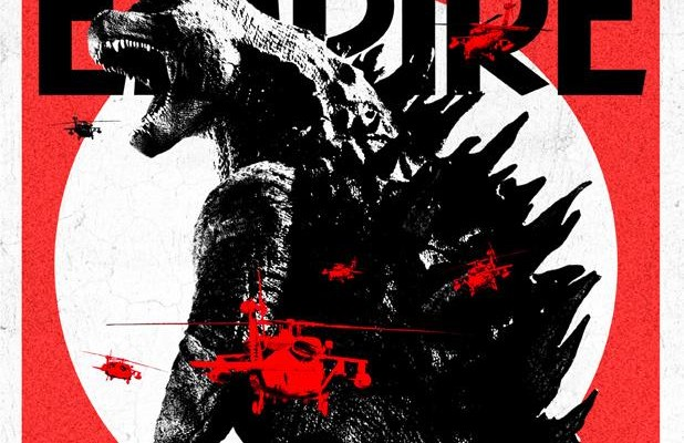 Check Out Empire's Awesome GODZILLA Cover