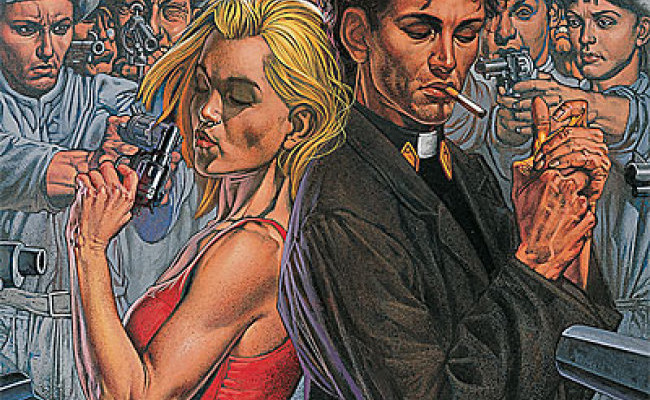 Now That The Series Is A Go, Who Will Play Who in the PREACHER?