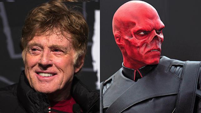 robert redford red skull