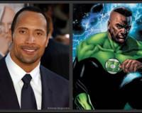 Is Dwayne Johnson Really GREEN LANTERN John Stewart in BATMAN VS SUPERMAN?