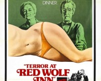 Terror at the Red Wolf Inn VHS vs DVD