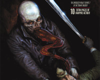 The Strain: The Fall #9 Review