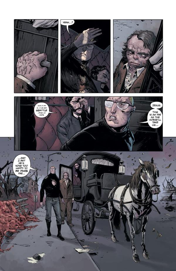 Abe Sapien 11_Preview Page 1