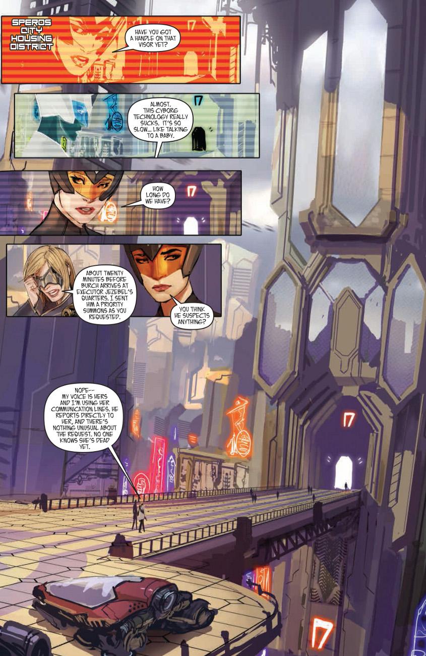 Aphrodite IX 9_Preview Page 1