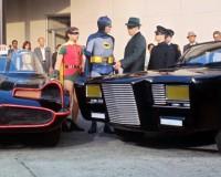 Holy Crossovers! Adam West BATMAN Meets GREEN HORNET!