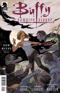 Buffy Season 10 #1