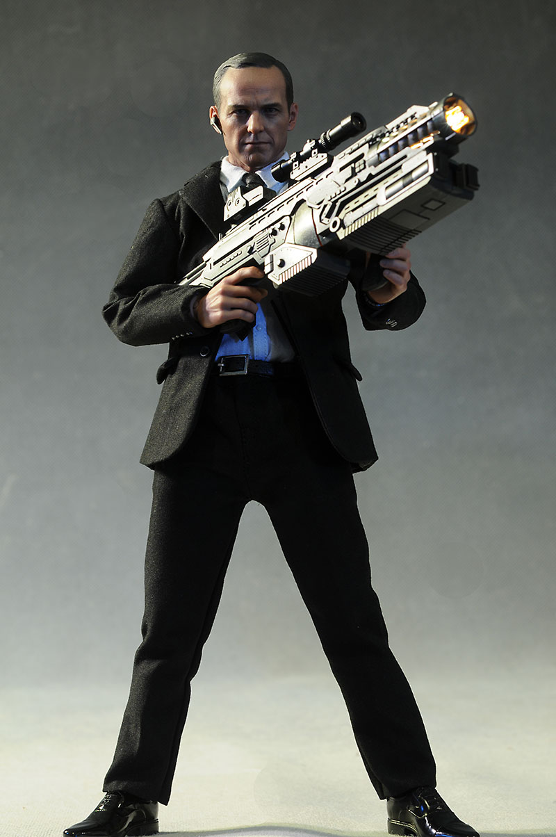 Coulson Toy with Gun