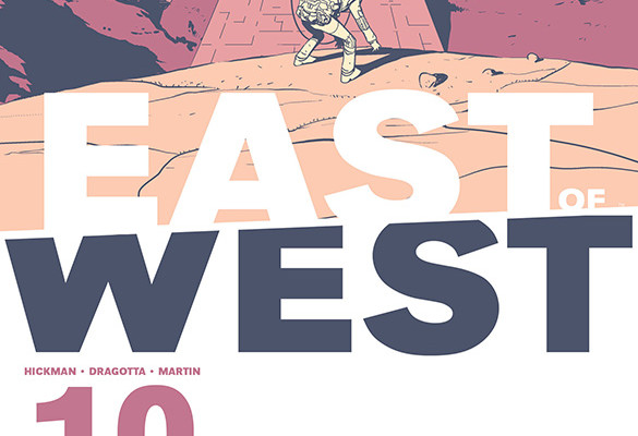 East of West #10 Review