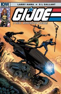 G.I Joe A Real American Hero 200