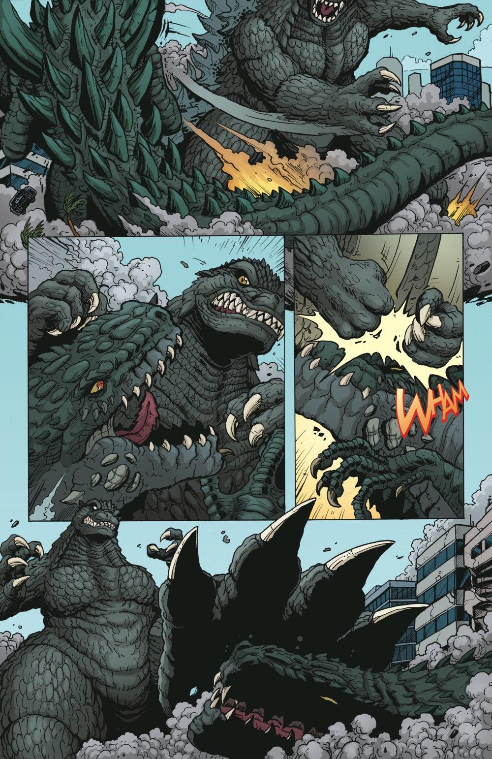 Godzilla_Rulers_of_Earth_Godzilla_vs_Zilla_2