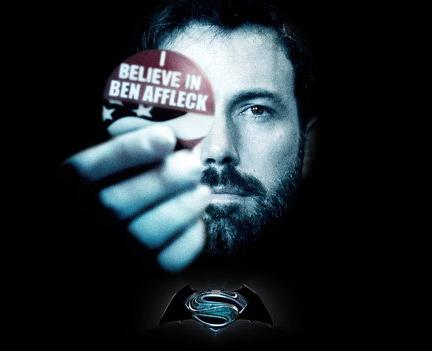 I believe in BatFleck