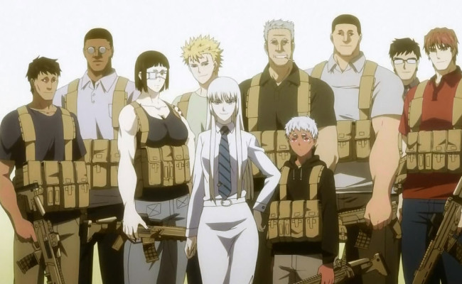 Jormungand: Perfect Order Blu-Ray/DVD Review