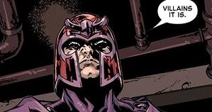Magneto villains it is