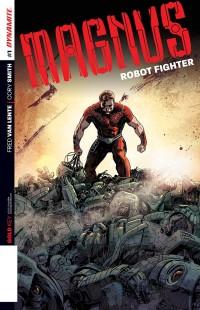 Magnus Robot Fighter #1